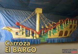 Carroza-El-Barco