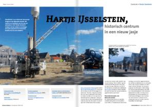artikel Industriebouw Hartje IJsselstein
