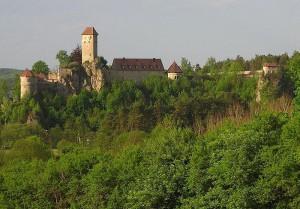 Burg Veldenstein / Foto: Wikipedia / Mikmaq / CC-BY-SA 3.0