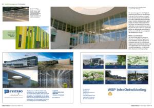 BIC bedrijfscampus Eindhoven, Fabriek van de toekomstWSP Infra Systabo Colpro Vakblad IndustrieBouw nov 2018