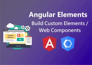 Angular Elements