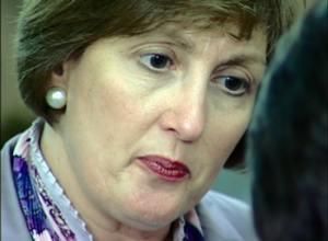 Photo of 9-11 Commissioner Gorelick