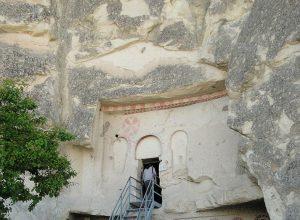 karankli kilise ulaz u crkvu