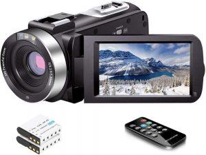 LINNSE Low Light Video Camera