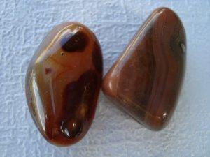 piedra cuarzo marron