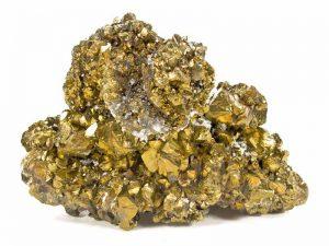 usos de la piedra calcopirita