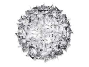 Slamp Veli L væglampe sølv Elministeren