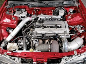 1050 steel is used in automobile engines.