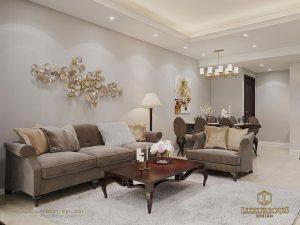 Thiết kế nội thất chung cư d capital trần duy hưng