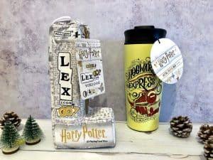 HARRY POTTER LEX-GO and Travel Mug