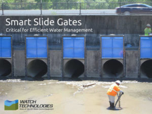 Smart Slide Gates – Critical for Efficient Water Management