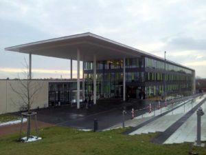 Fachhochschule Würzburg am Sanderheinrichsleitenweg