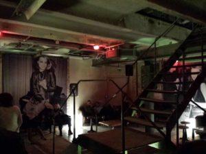 Die Veranstaltungsreihe Westend im Underground.