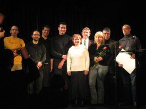 Die Preisträger und die Jury