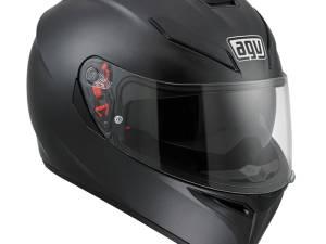 Agv K-3 Sv Mono matt black Plk