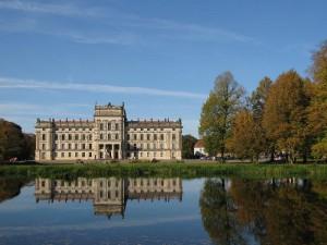 Residenzschloss Ludwigslust in Mek-Pom.  Foto: Wikipedia /  Frank Maahs