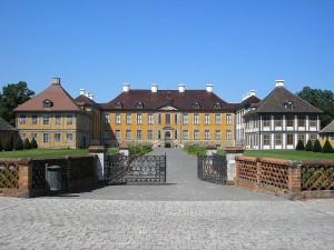 Schloss Oranienbaum / Foto: Wikipedia/ CC BY-SA 3.0