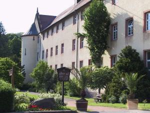 Der Westflügel von Schloss Wolfach / Foto: Eribula / CC-BY-SA-3.0-migrated