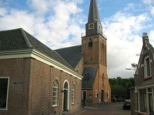 Kerk in Geervliet