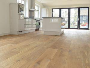 Naturel houten vloer van 26cm