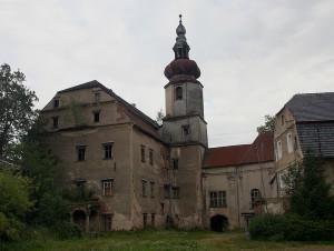Schloss Sarny in Niederschlesien steht zum Verkauf / Foto: Wikipedia / Przykuta / CC-BY-SA-3.0
