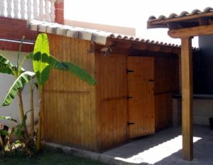 Caseta de madera