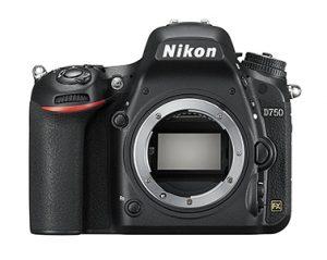 Nikon D750 Spiegelreflex Kamera