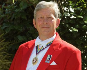 Professional Tamworth Toastmaster
