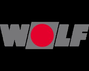 Logo Wolf - Chaudière gaz à condensation