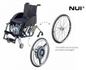 Servo How it Works Wheelchair