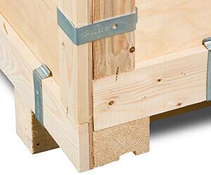 NO-NAIL BOXES: CLIP BOX
