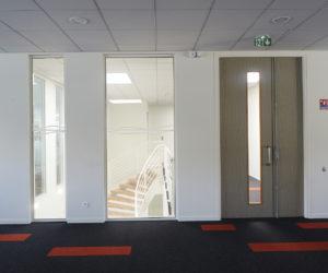Aménagement locaux couloirs