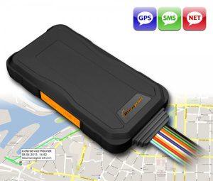 GPS Ortungssystem mit Wegfahrsperre über Smartphone App