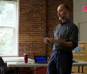 david caudwell teaching