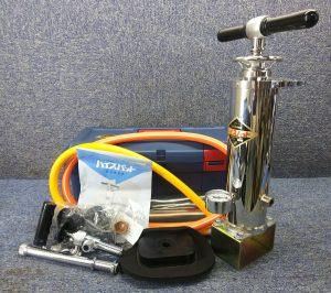 ウエキ 排水パイプ掃除機 ハイスパット PS-1 取説 付属品 ケース付 美品