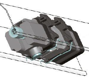 9014686-J4-Antriebsclipadapter für Kopfschiene 78 x 67 mm (x2) - Kopfschiene nach unten offen 78 x 67 mm_Internet_17030