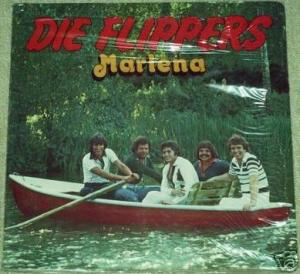Die Flippers - Marlena (LP, Album)