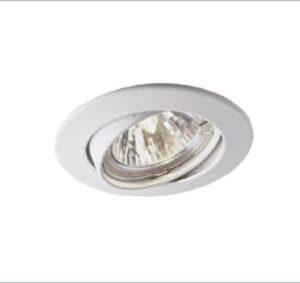 DL 830 hvid downlight Elministeren