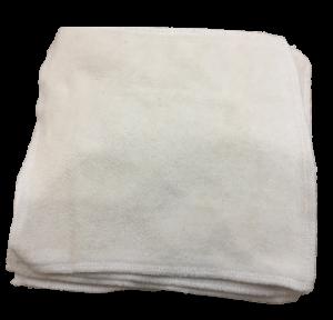 lingettes lavable Coton bio