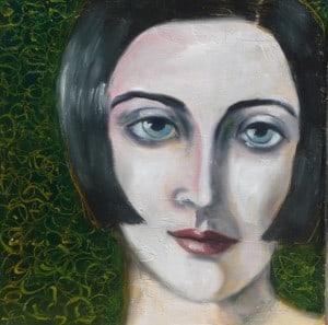 Portrait der Frauenärztin und Künstlerin*Frau Dr. Hilly Kessler