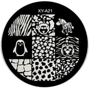 Диск Для Стемпинга XY-A21