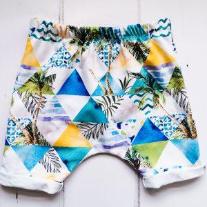palm tree shorts main