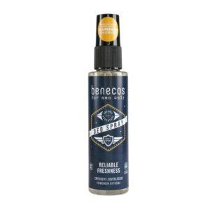 benecos férfi dezodor spray 75ml