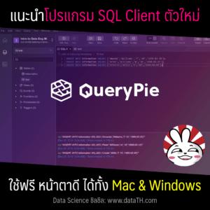 sql client querypie new