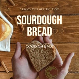 Sourdough bread 1