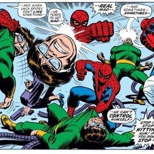 spider-man classic comics