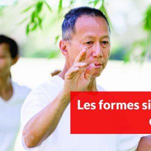 Les formes simplifiées de Tai Chi