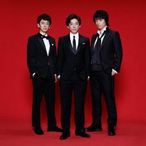 Poster JDrama Tokyo Single Man