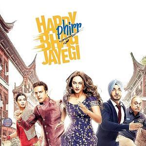 Happy Phirr Bhag Jayegi Box Office Collection Day 4