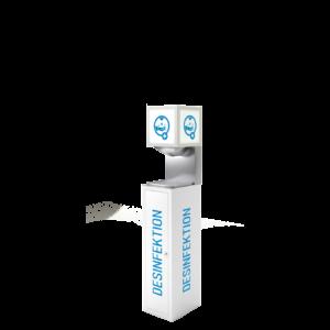 Desinfektionsspender Dispensoo Modell L Box